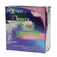 Отбеливающие полоски Crest 3D White Whitestrips Gentle Routine